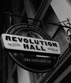 RevolutionHallSign03